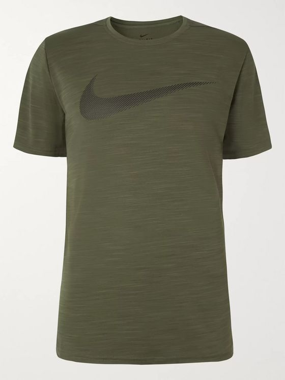 Nike Training Superset Stretch-Jersey T-Shirt