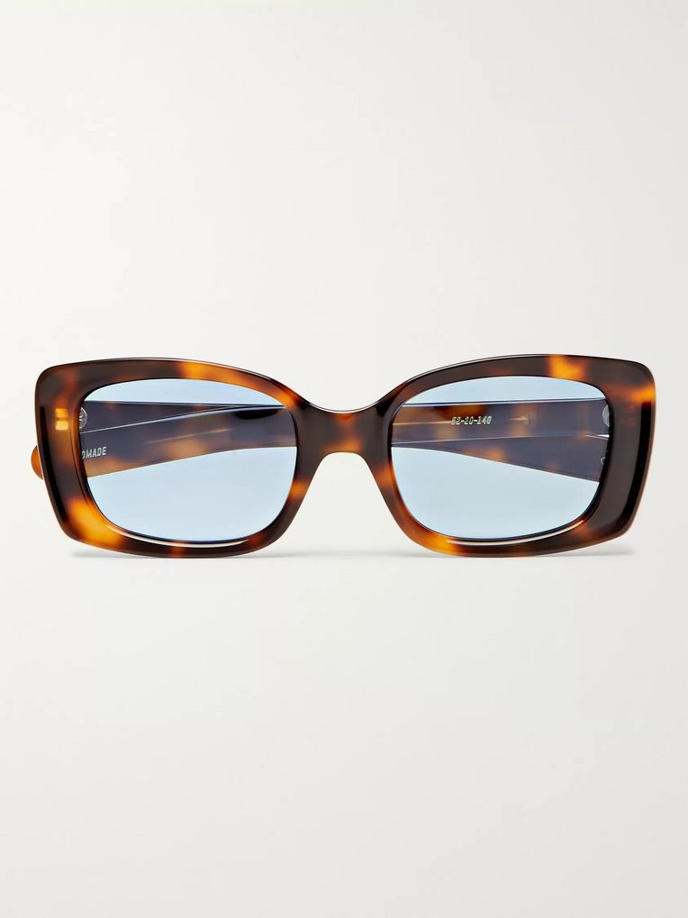 FLATLIST Eazy Rectangle-Frame Acetate Sunglasses