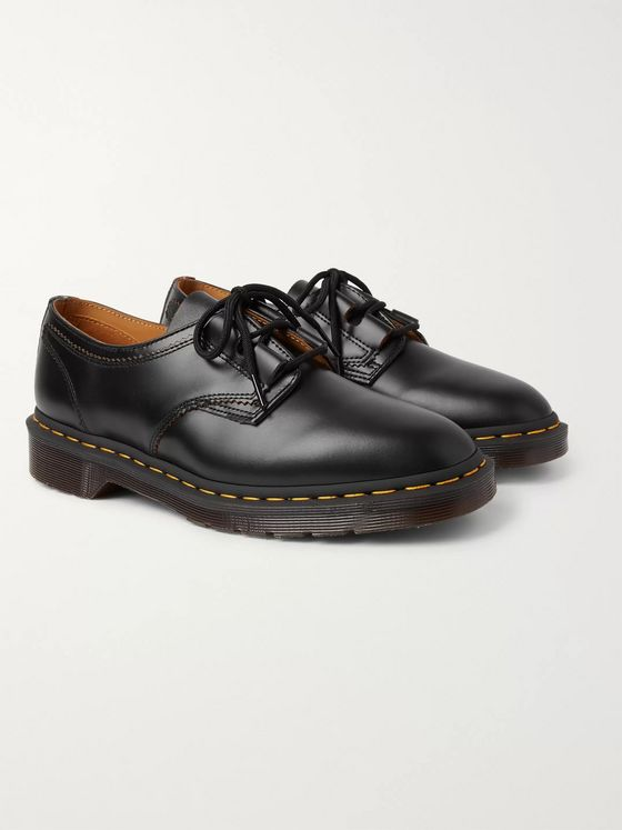 Dr. Martens 1461 Ghillie Leather Derby Shoes