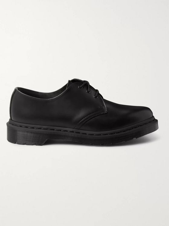 Dr. Martens Mono Leather Derby Shoes