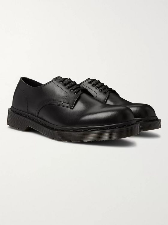 Dr. Martens Varley Leather Derby Shoes