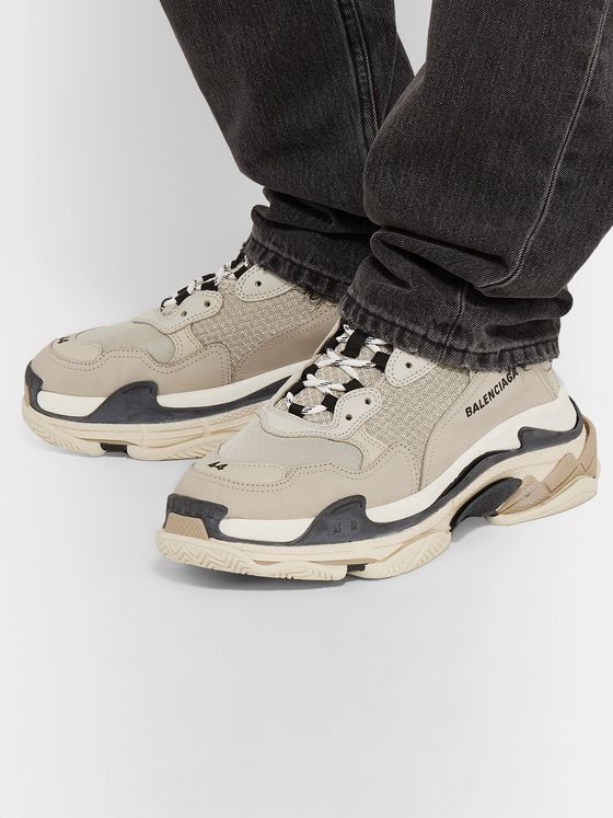 Balenciaga Sneakers Triple S ioffer Mount Mercy University