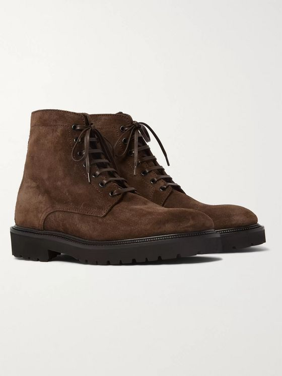 Paul Smith Farley Suede Boots