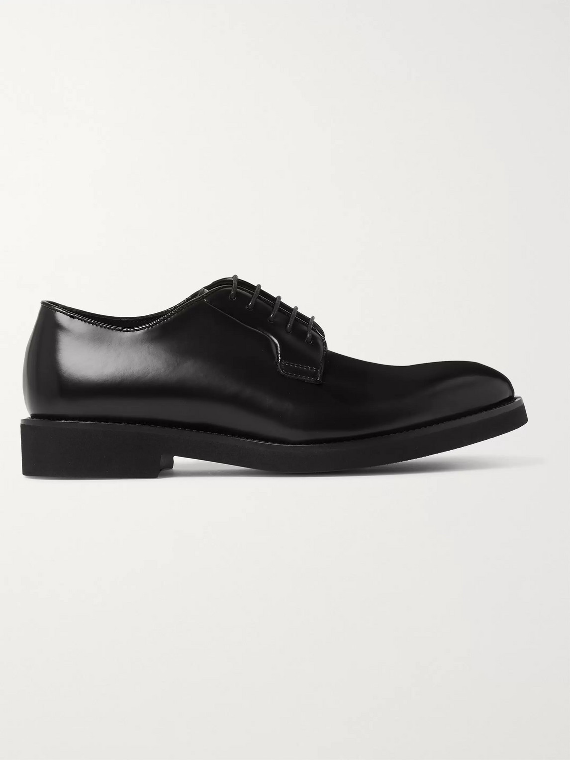 PAUL SMITH Oxfords LUDLOW POLISHED-LEATHER DERBY SHOES
