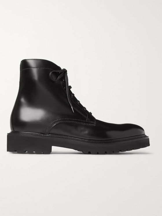 Paul Smith Farley Leather Boots