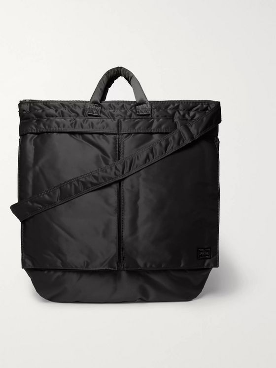 PORTER-YOSHIDA & CO Tanker 2Way Padded Nylon Tote Bag