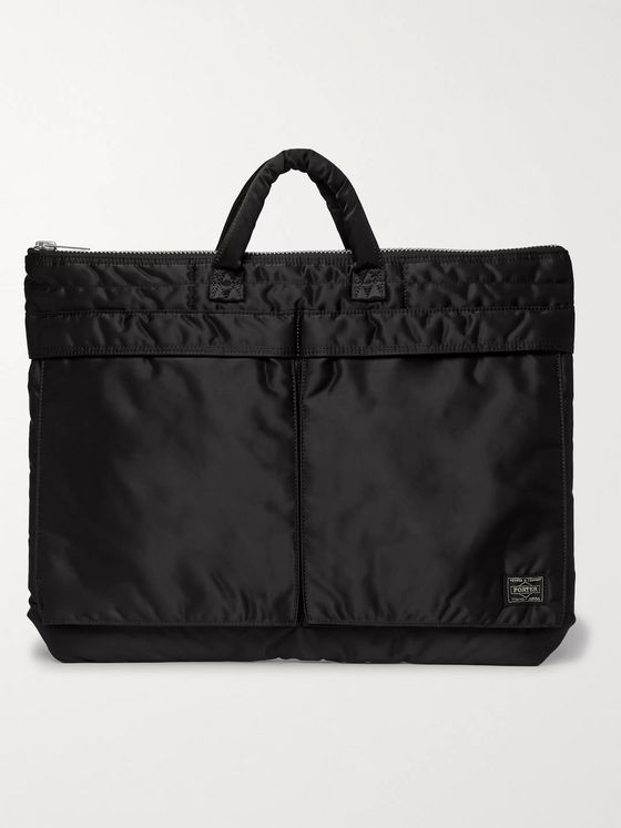 Porter-Yoshida & Co Tanker Shell Briefcase
