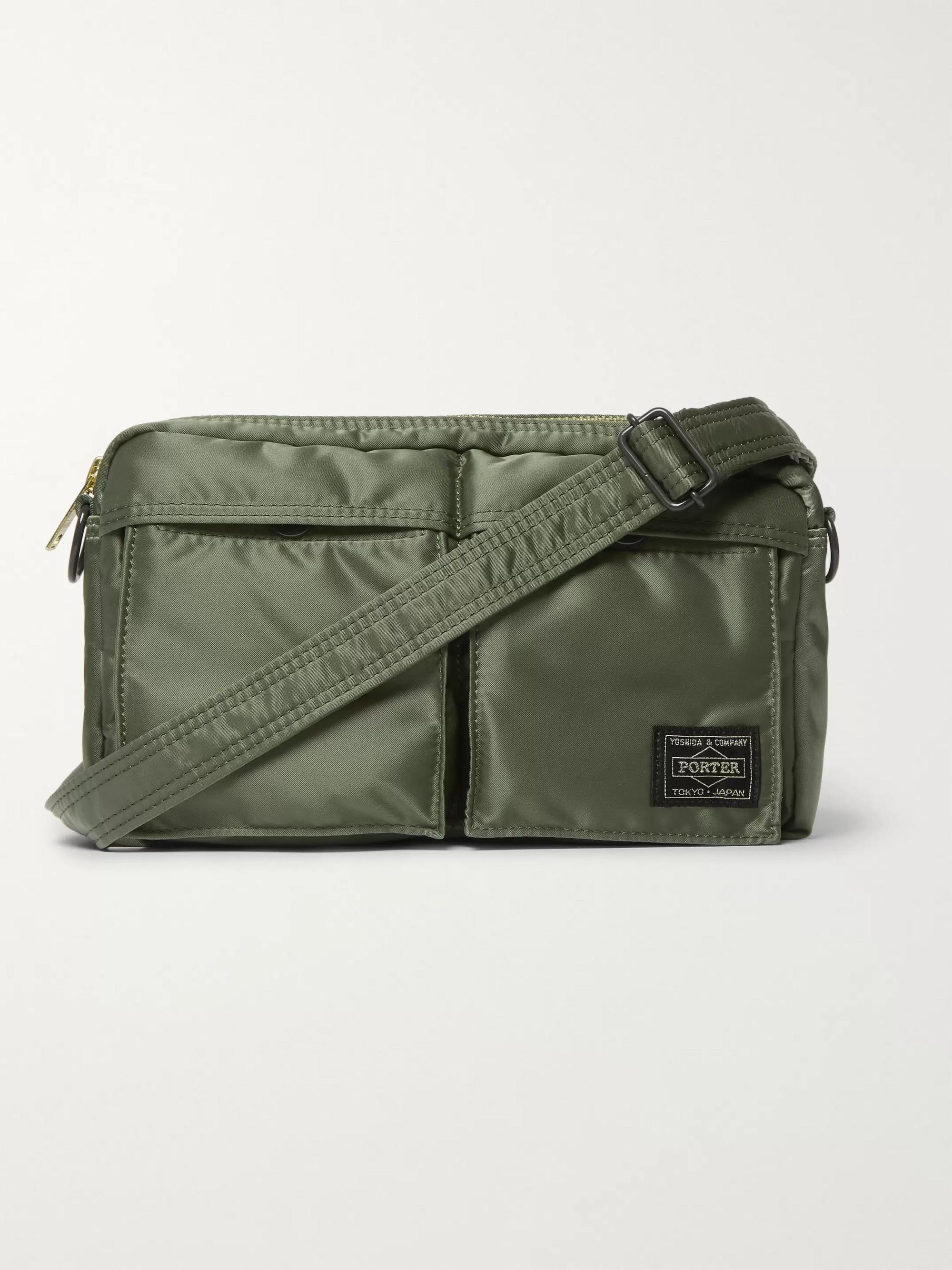 Porter-Yoshida & Co Tanker Nylon Messenger Bag