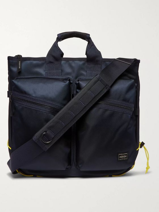 Porter-Yoshida & Co Things Nylon Tote Bag