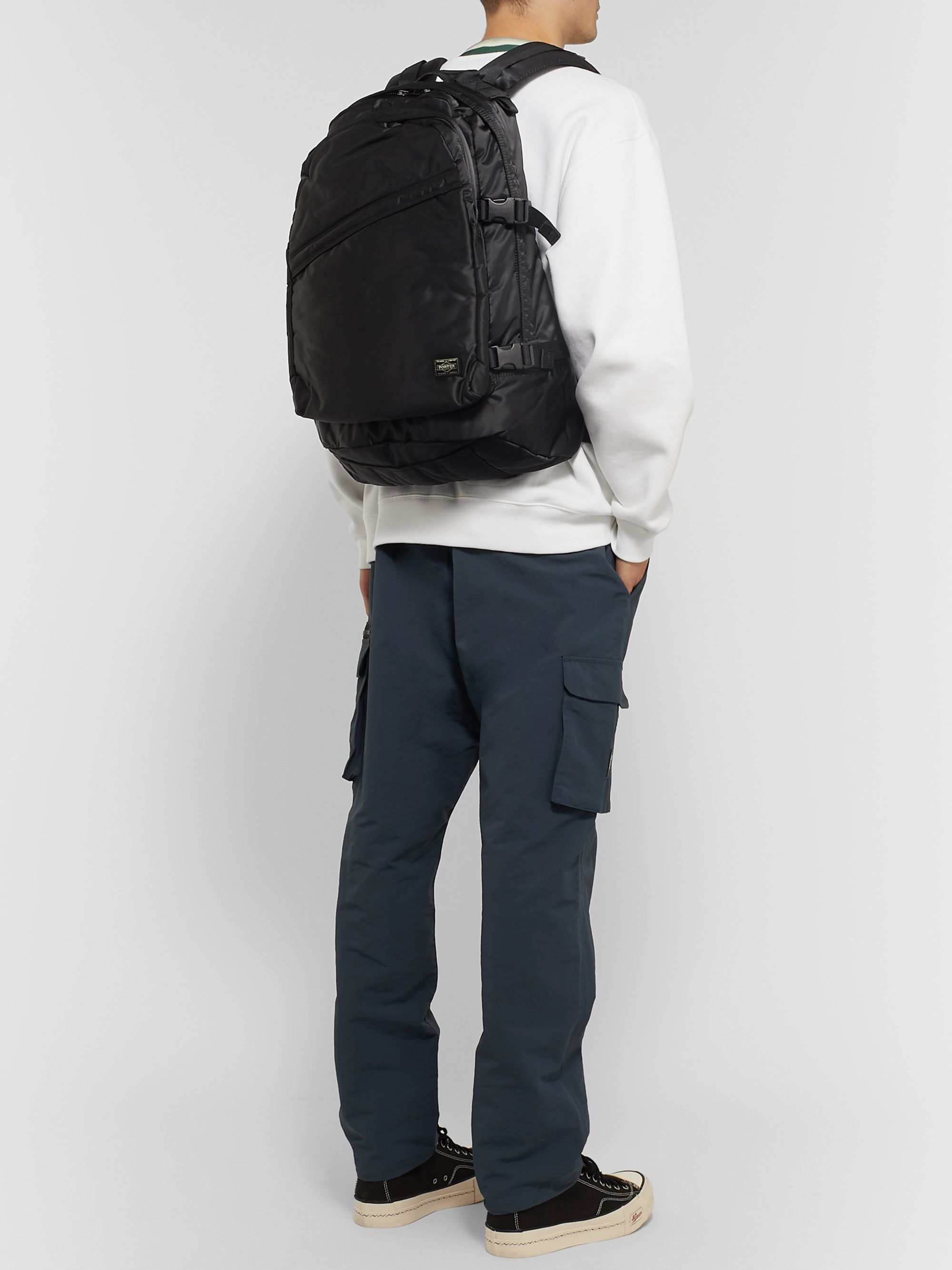 Porter-Yoshida & Co Tanker Padded Shell Backpack