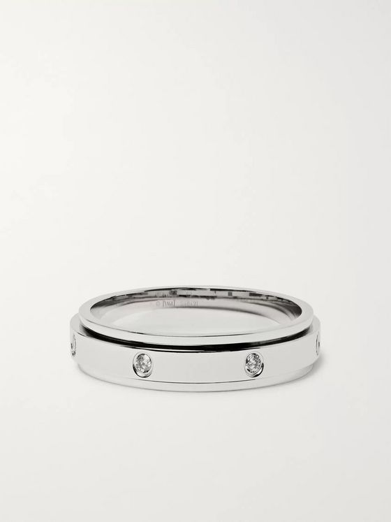 Piaget Possession 18-Karat White Gold and Diamond Ring