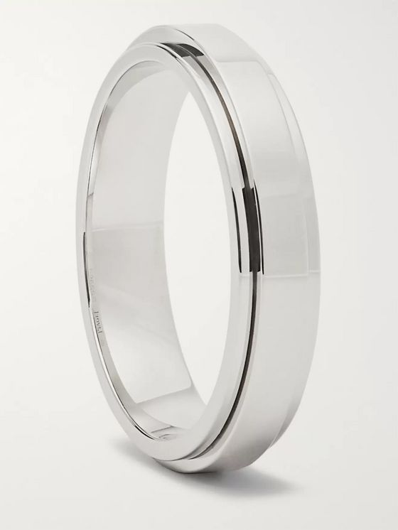 Piaget Possession 18-Karat White Gold Ring