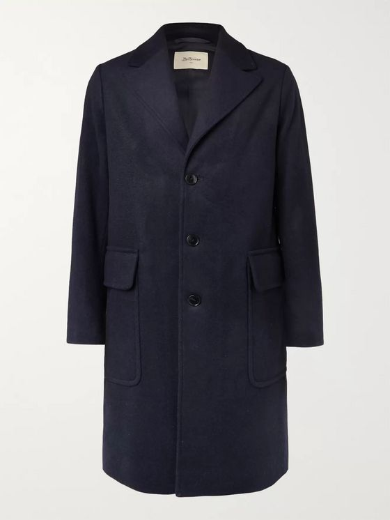 Bellerose Coop Wool-Blend Coat
