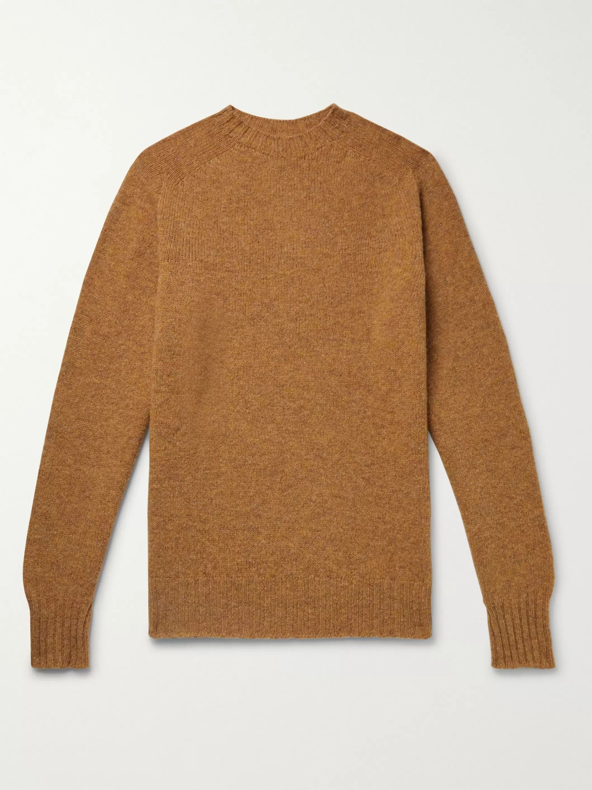 Albam Mélange Wool Sweater