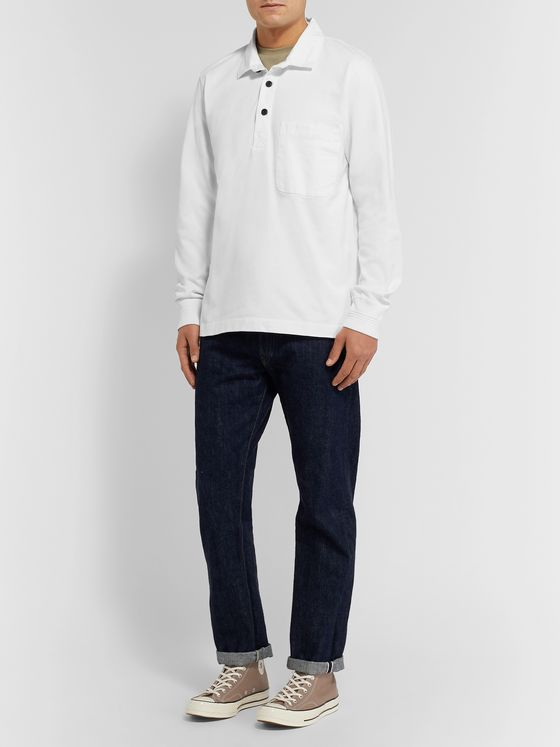 Albam Cotton-Jersey Rugby Shirt