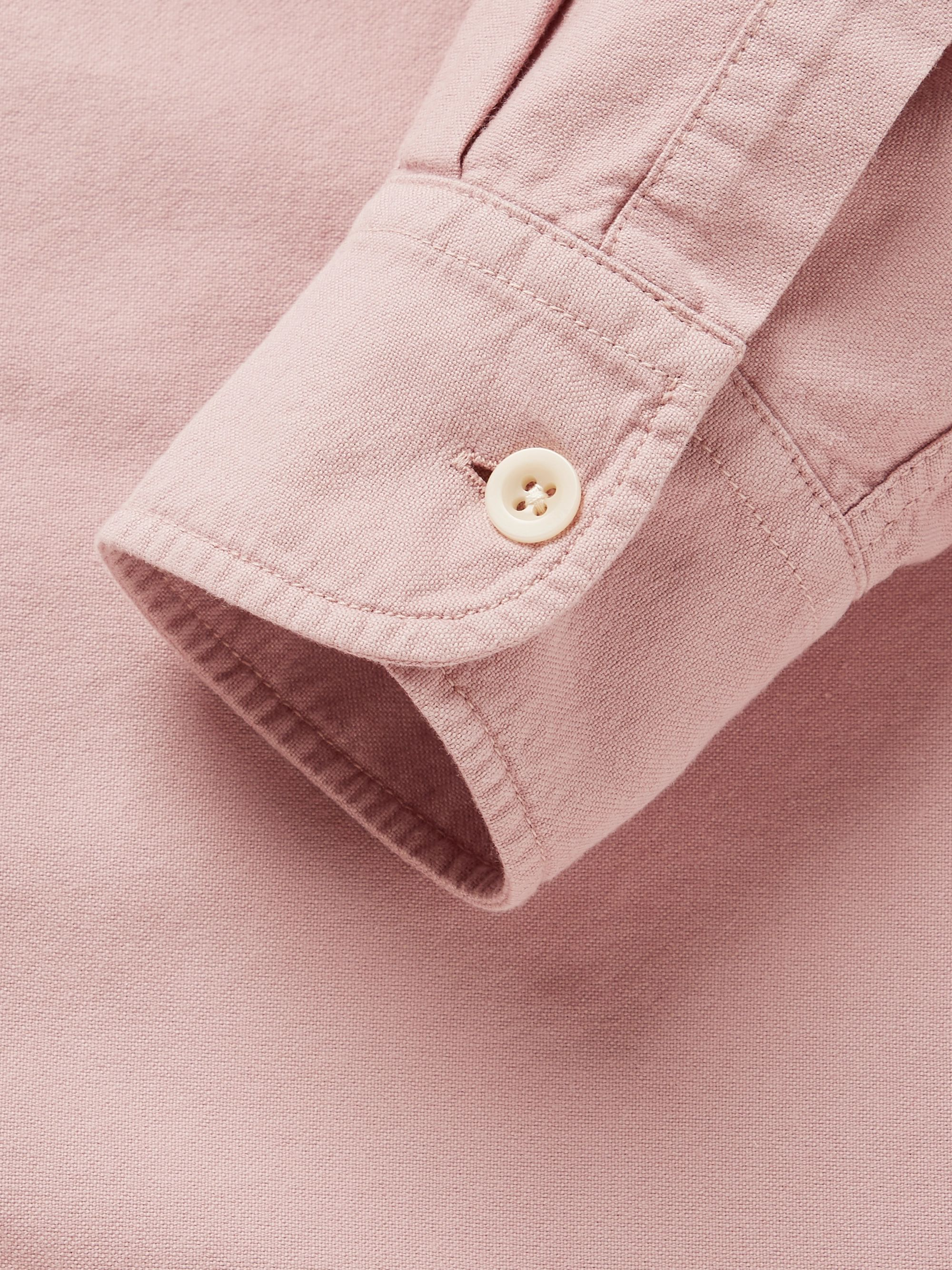 Albam Button-Down Collar Cotton Oxford Shirt