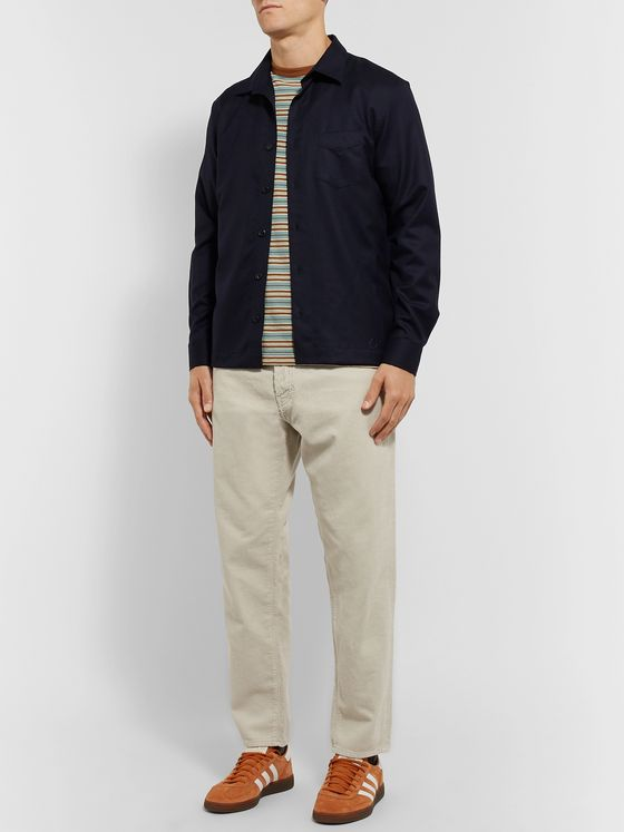 Bellerose Cotton-Corduroy Trousers
