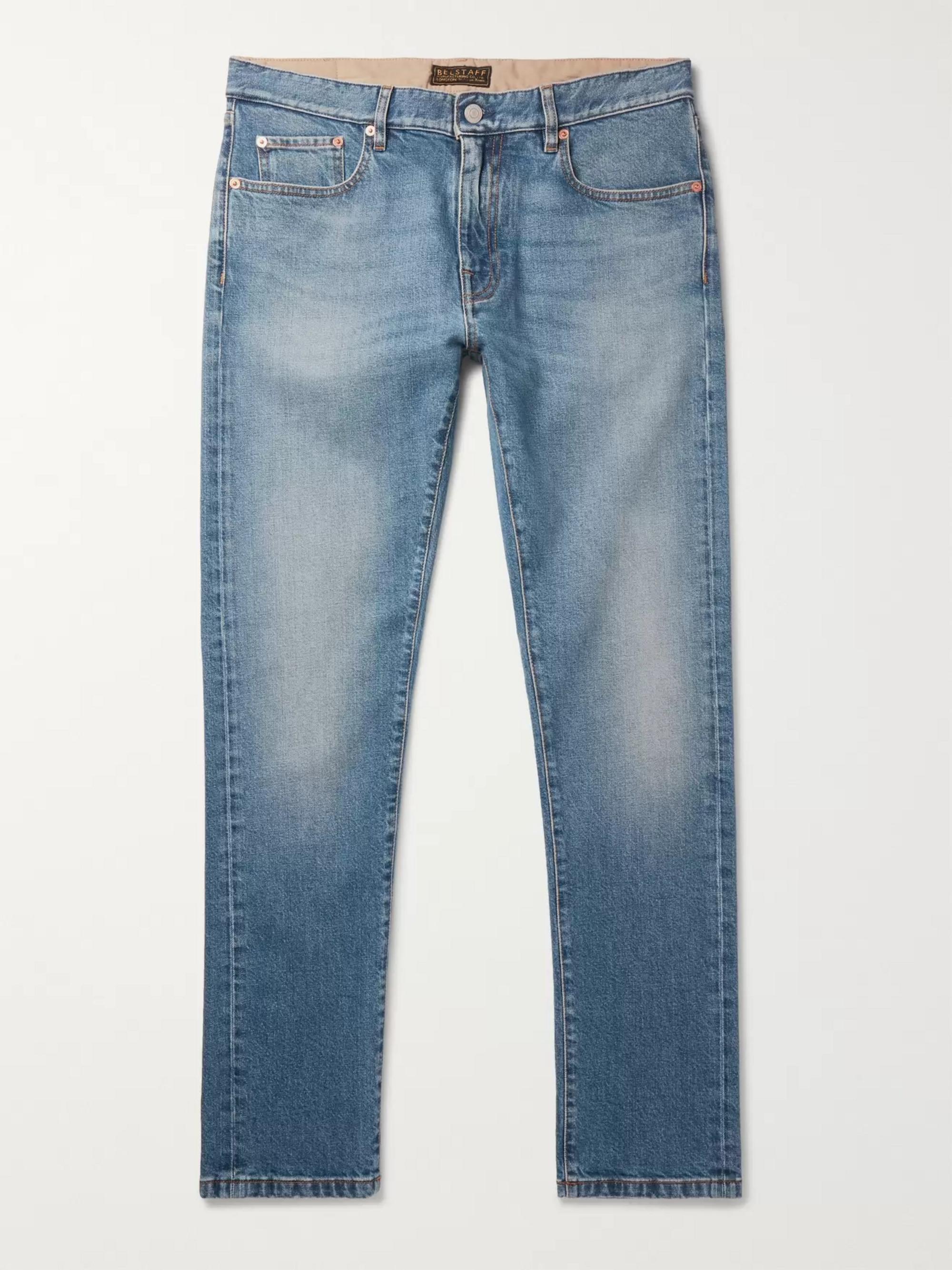 Longton Slim Fit Denim Jeans by Belstaff