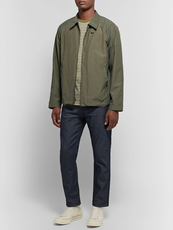 Freemans Sporting Club Cotton and Nylon-Blend Jacket