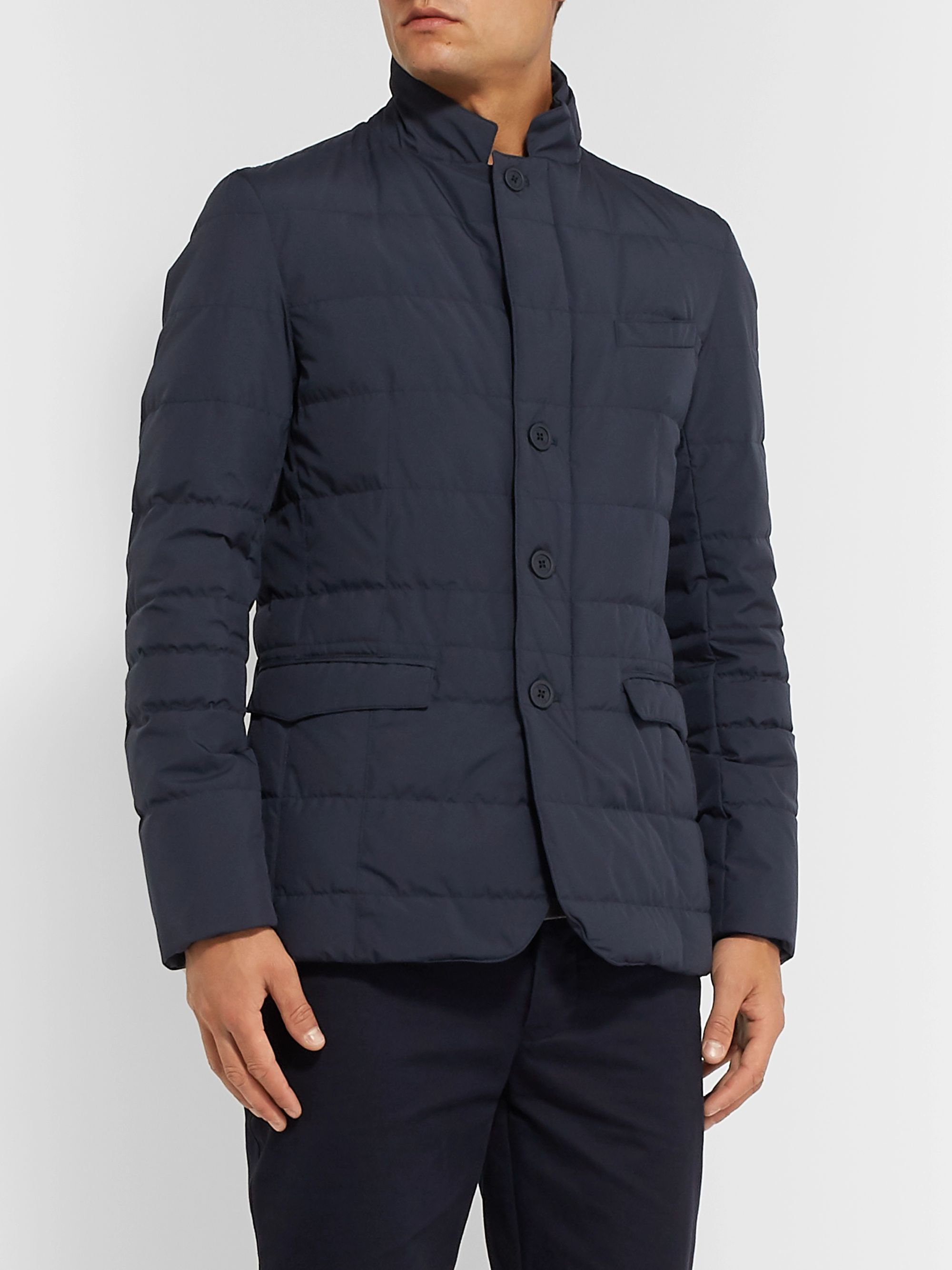 Herno Laminar Quilted GORE-TEX INFINIUM Down Jacket