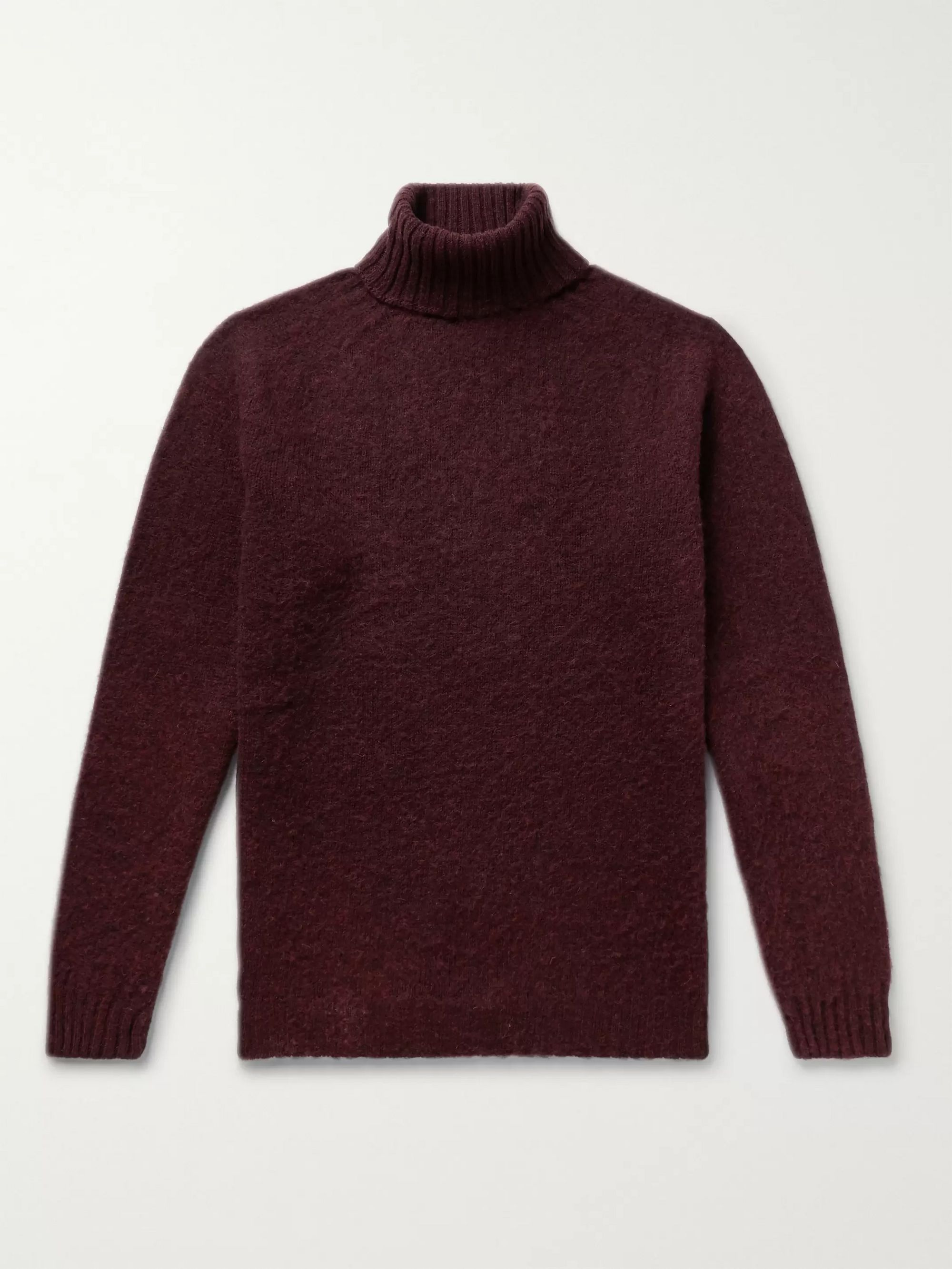Howlin' Sylvester Slim-Fit Wool Rollneck Sweater