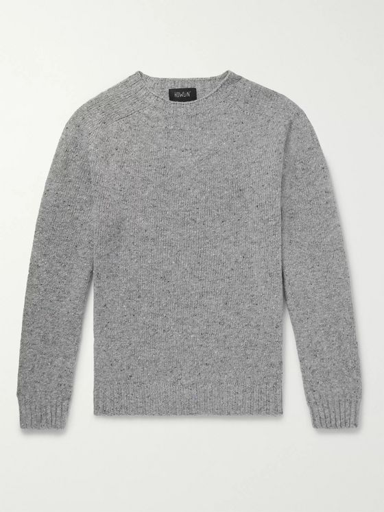 Howlin' Terry Donegal Merino Wool Sweater