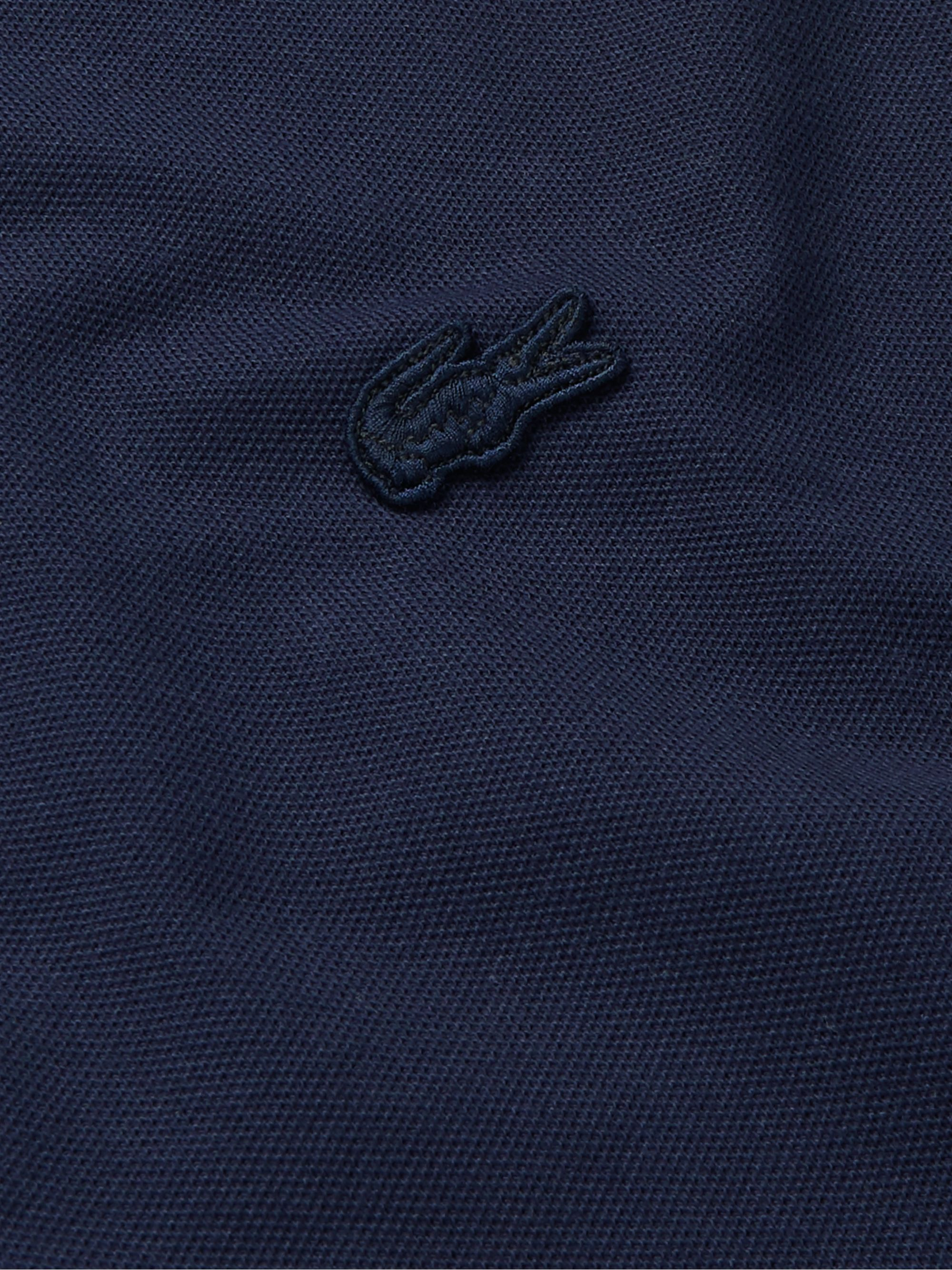 Lacoste Paris Cotton-Piqué Polo Shirt