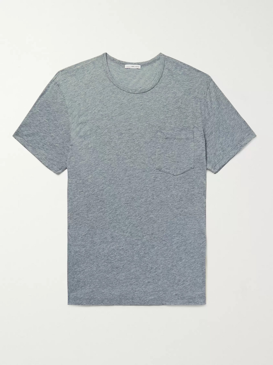 James Perse Mélange Cotton-Blend Jersey T-Shirt