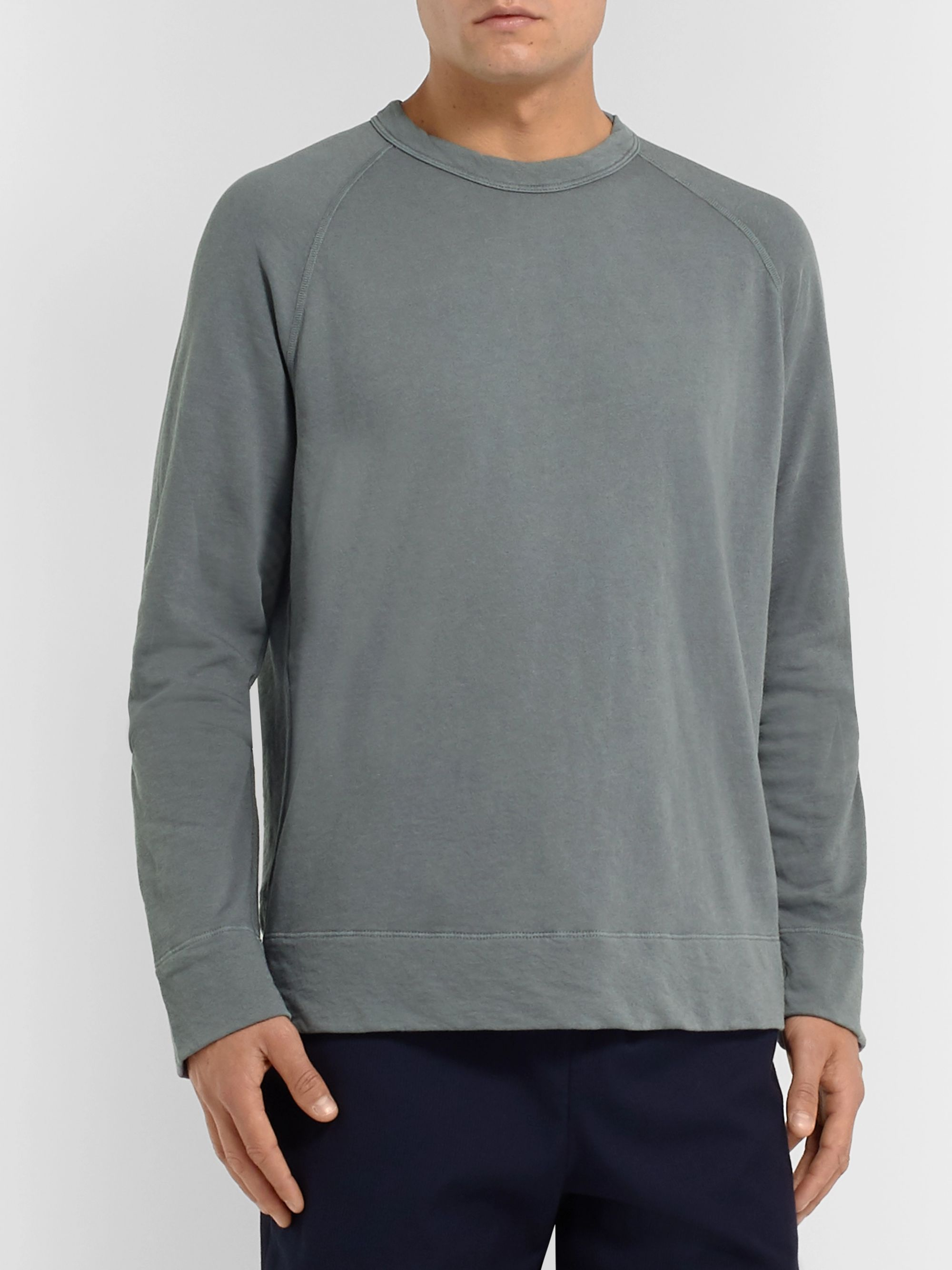 James Perse Loopback Supima Cotton-Jersey T-Shirt