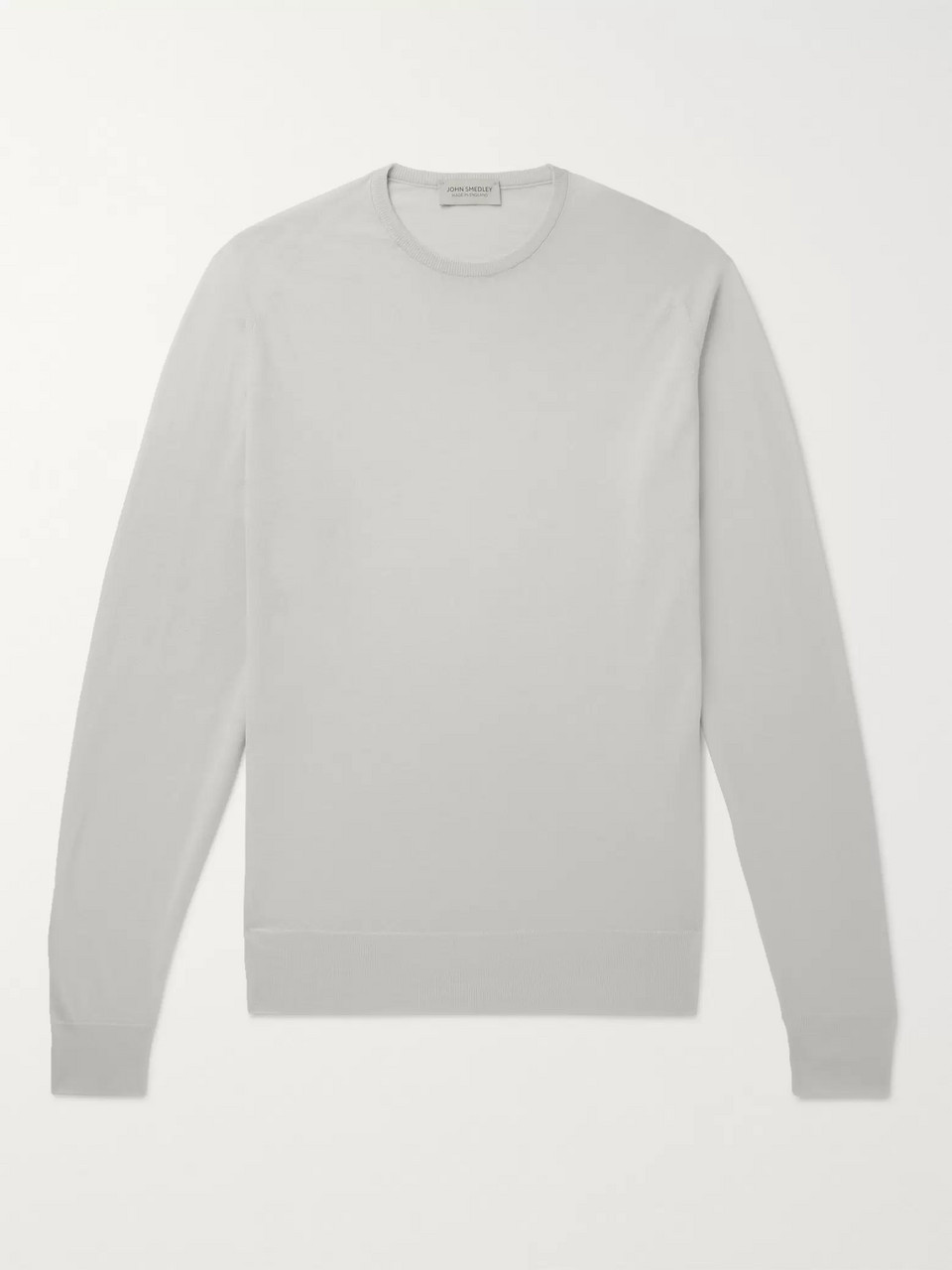 John Smedley Slim-Fit Merino Wool Sweater