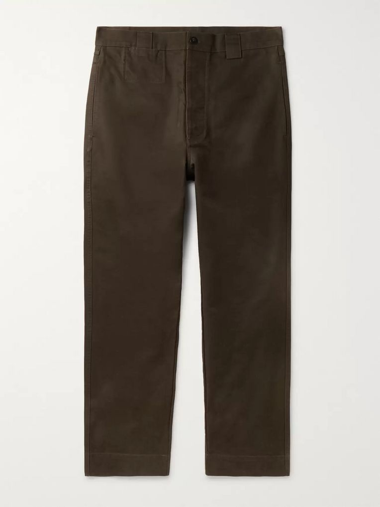 Margaret Howell Cotton-Drill Trousers