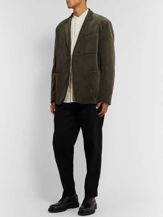 Margaret Howell Cotton-Corduroy Blazer