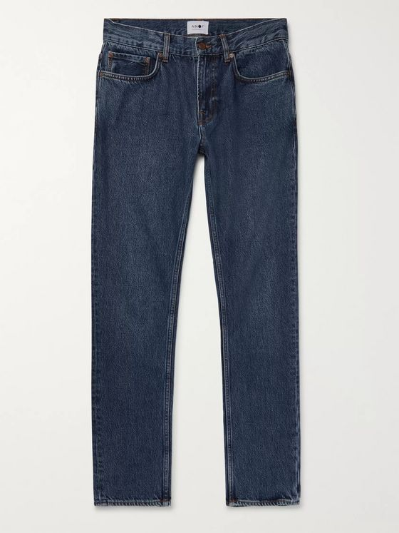 NN07 Wilson Slim-Fit Denim Jeans