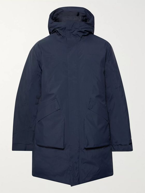 NN07 Joel GORE-TEX Hooded Down Parka