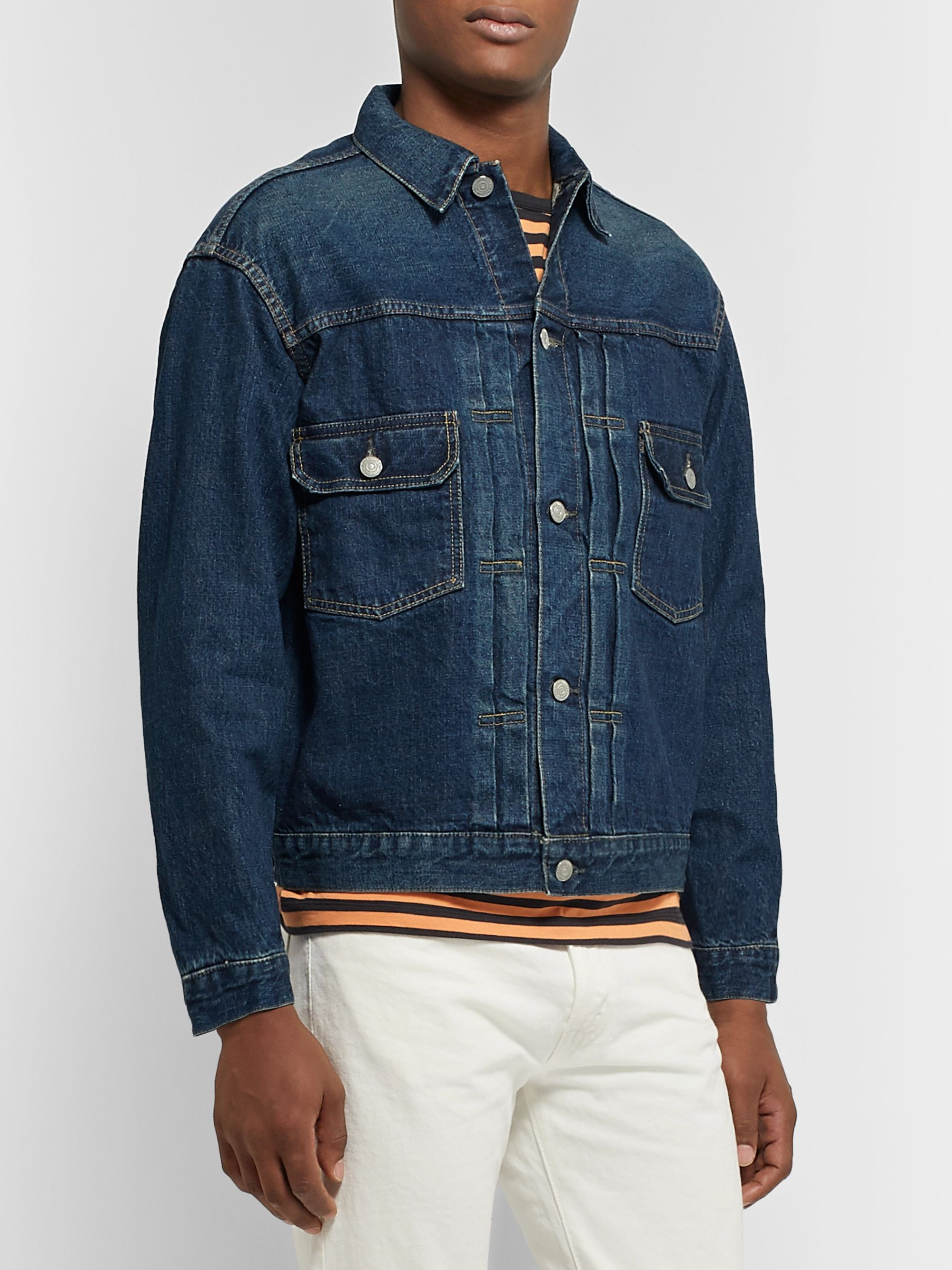 OrSlow Selvedge Denim Jacket