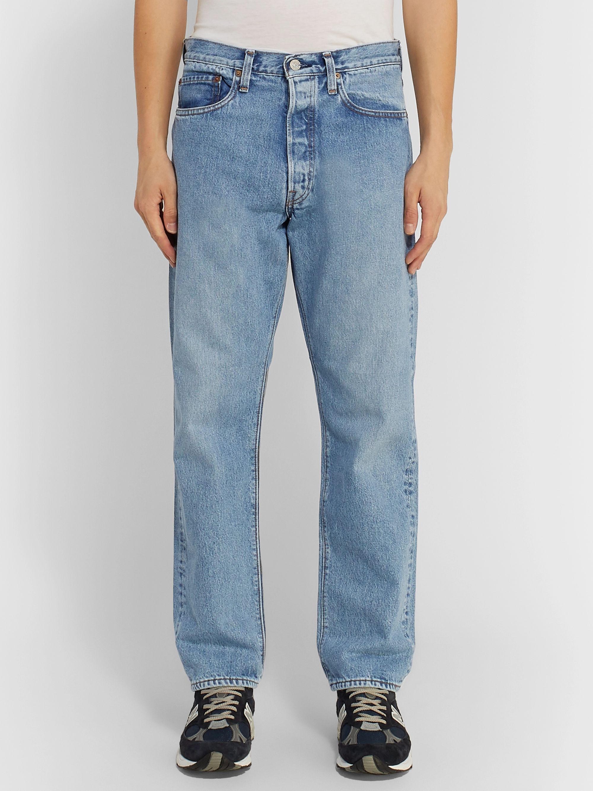 OrSlow 105 Denim Jeans