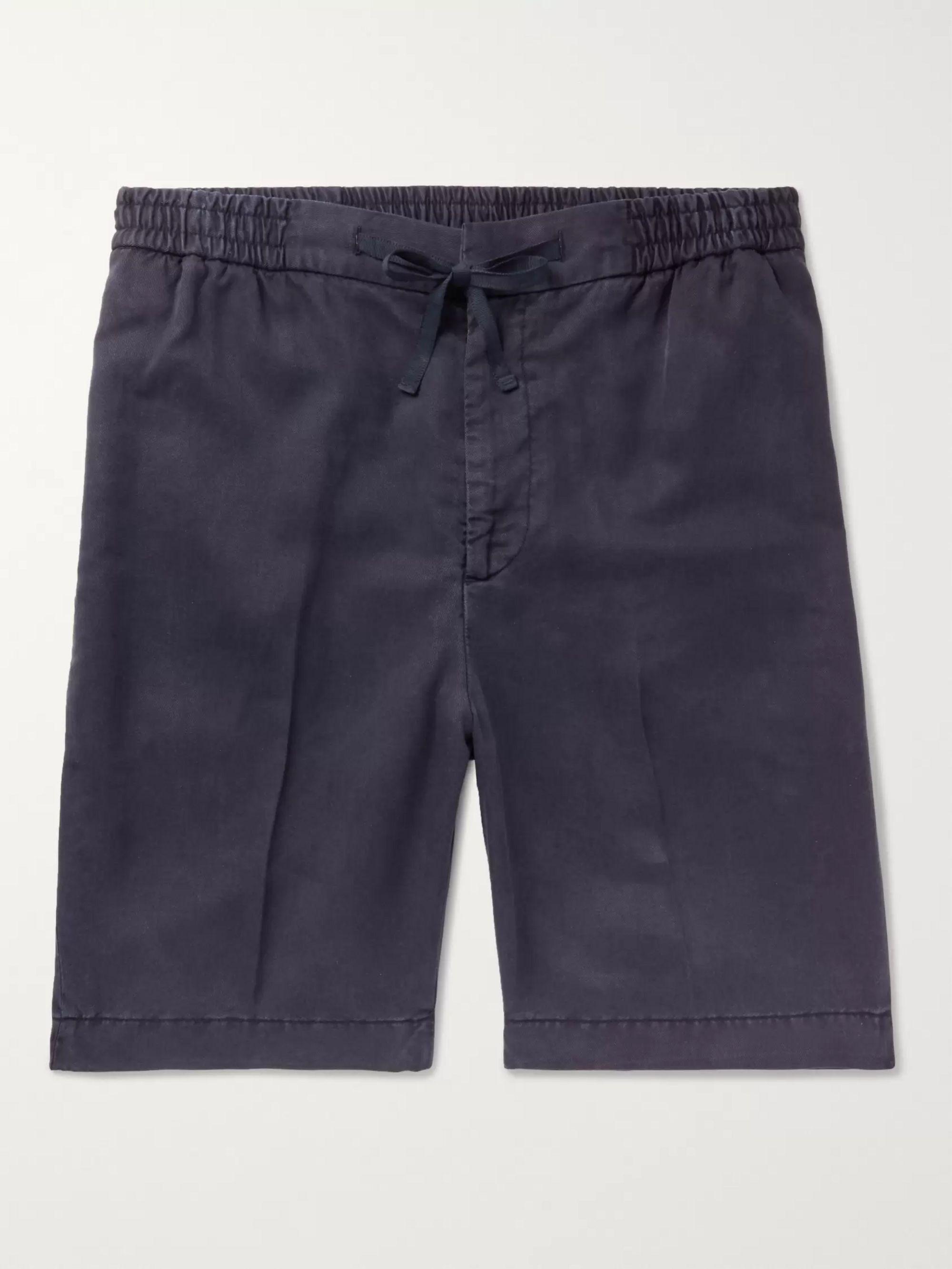 Garment Dyed Lyocell Drawstring Shorts by Mr Porter