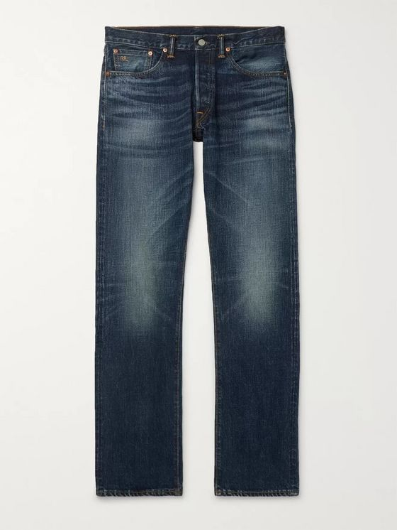 RRL Selvedge Denim Jeans