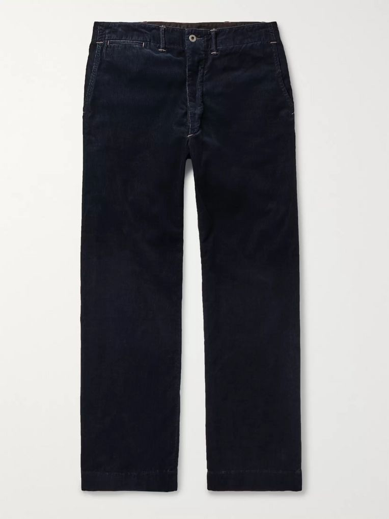 RRL Williams Cotton-Blend Corduroy Trousers