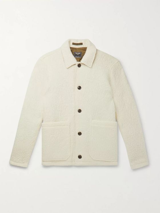 Todd Snyder Virgin Wool-Blend Jacket