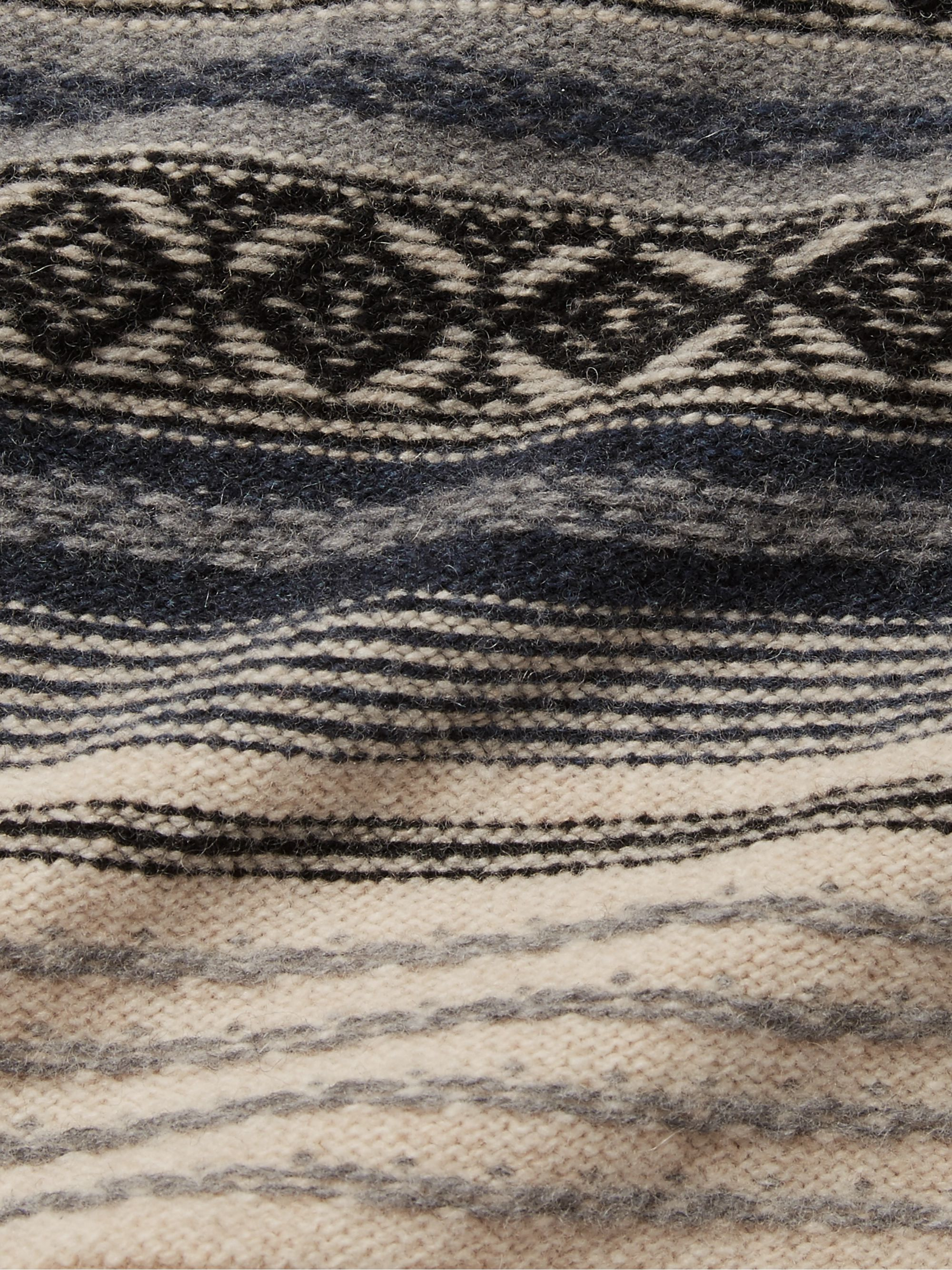 Universal Works Fair Isle Wool-Blend Sweater