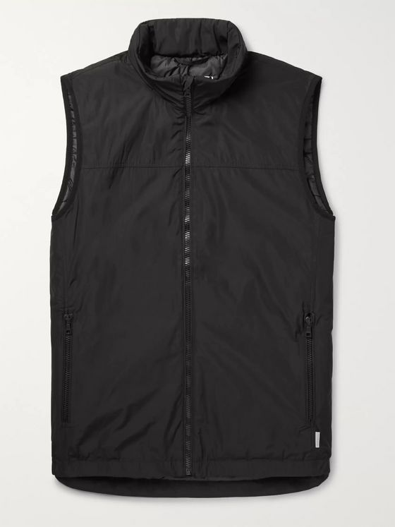 Orlebar Brown Darent Shell Gilet