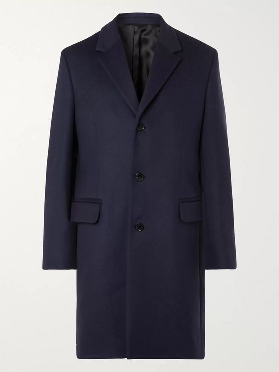 Acne Studios Wool-Blend Overcoat
