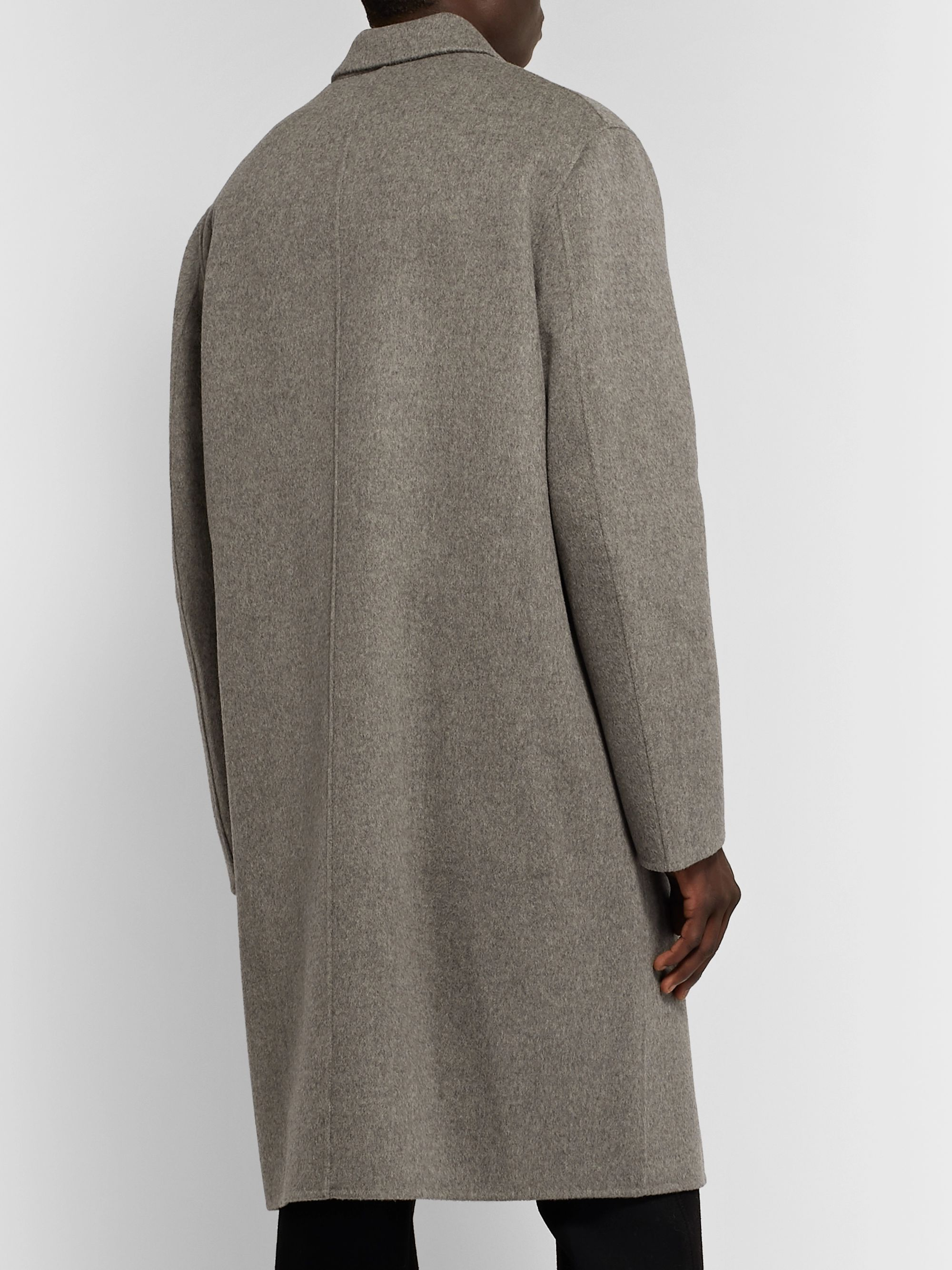 Acne Studios Chad Oversized Wool Coat