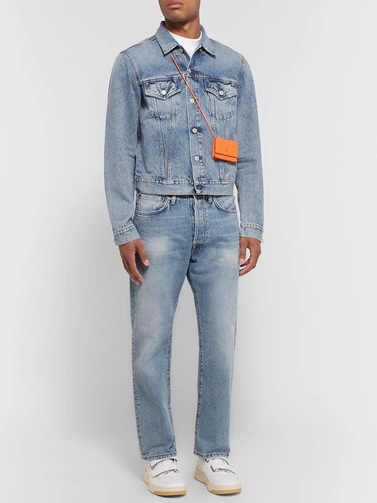Acne Studios 2003 Distressed Denim Jeans