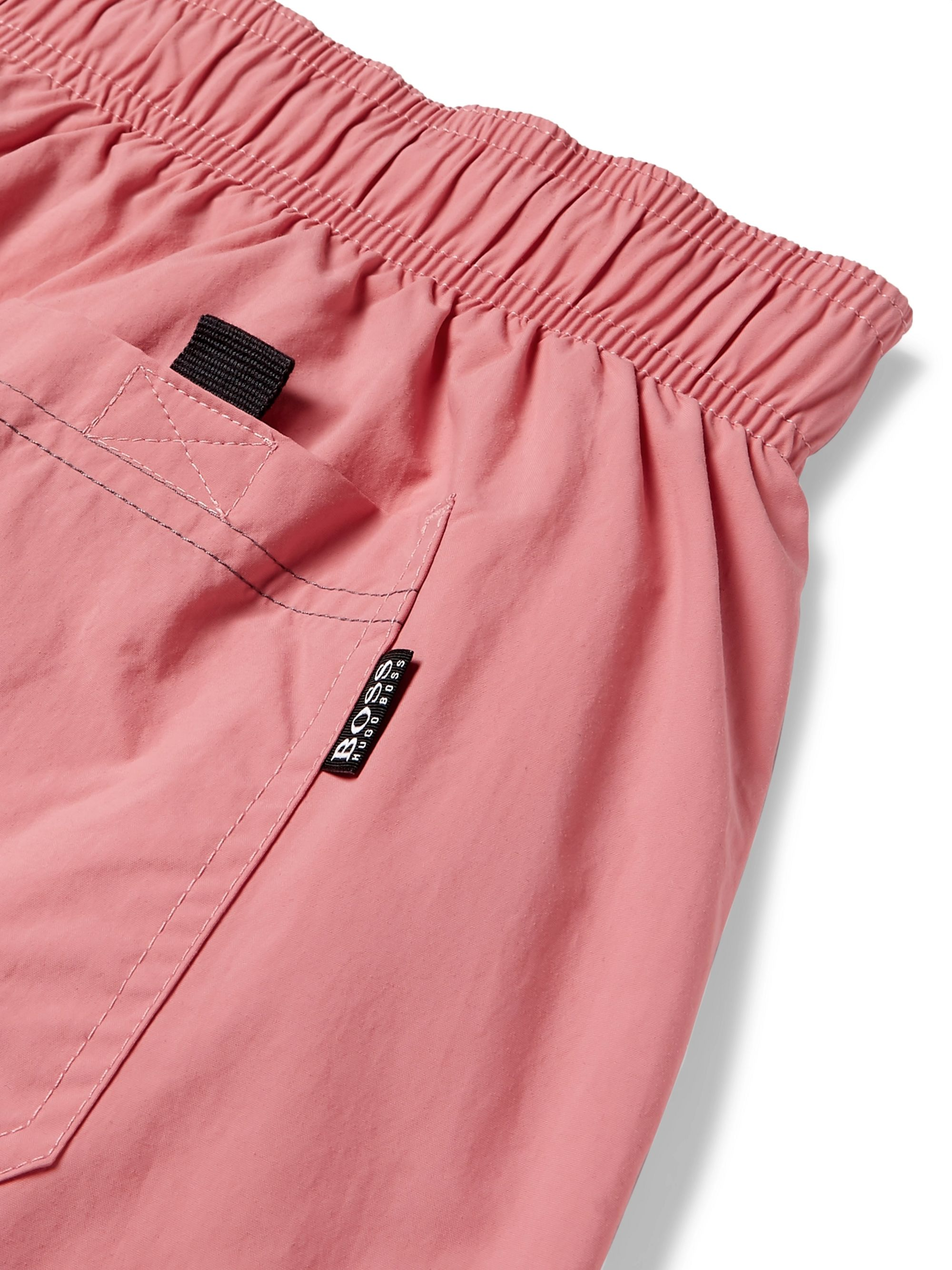 Hugo Boss Mid-Length Swim Shorts