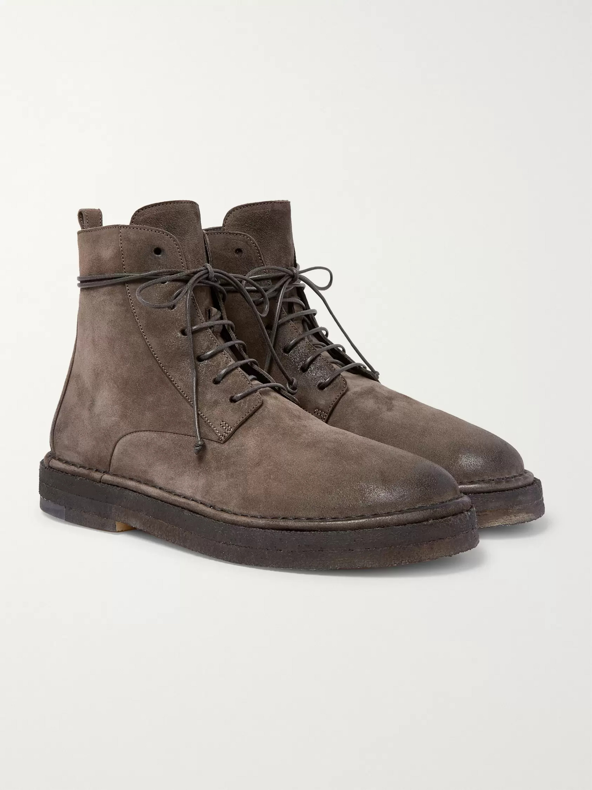 Marsell Suede Boots