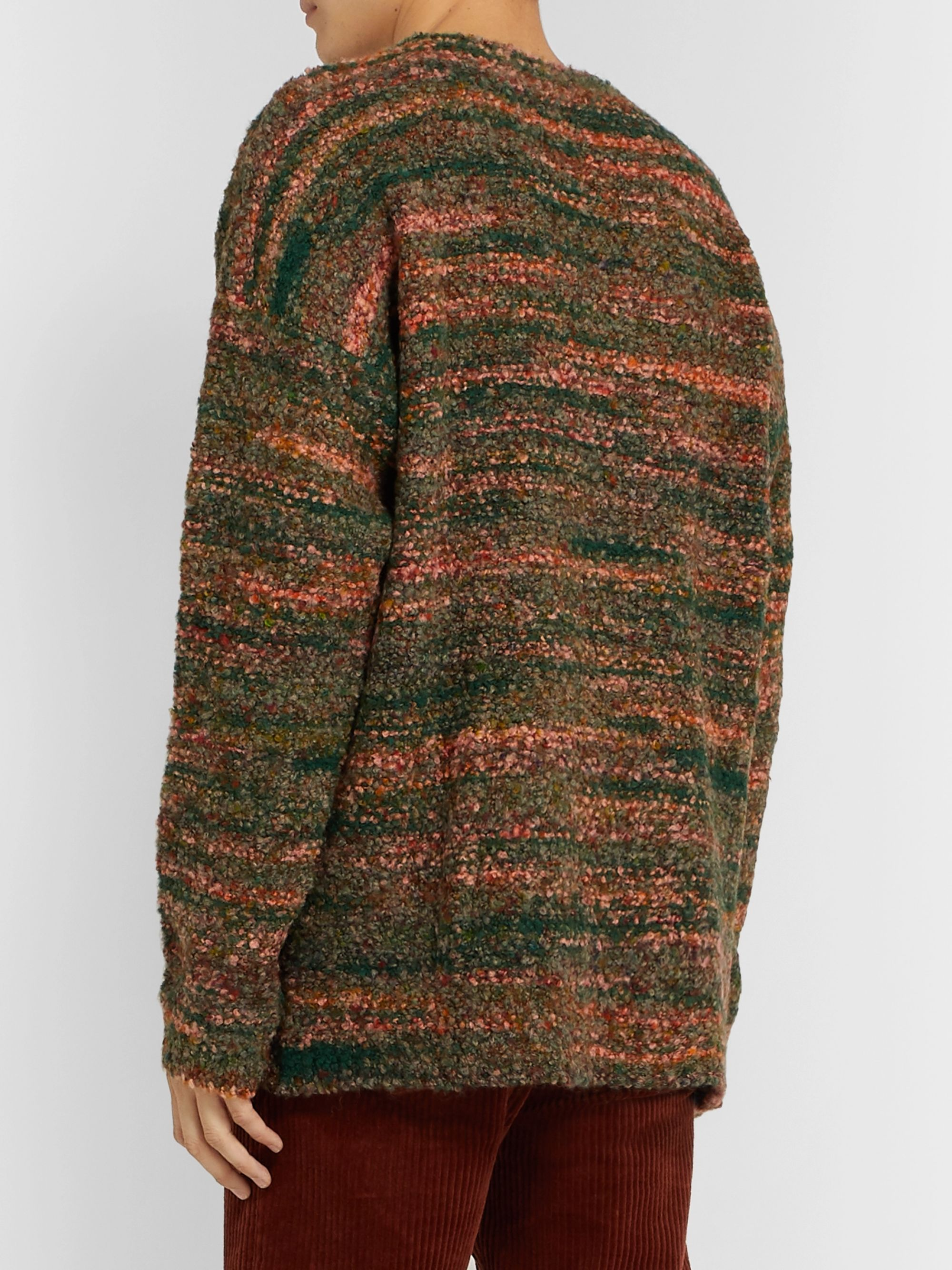 Our Legacy Bouclé-Knit Sweater