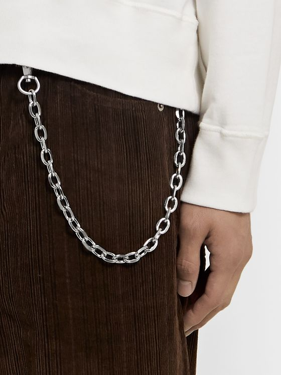 Our Legacy Ladon Metal Wallet Chain
