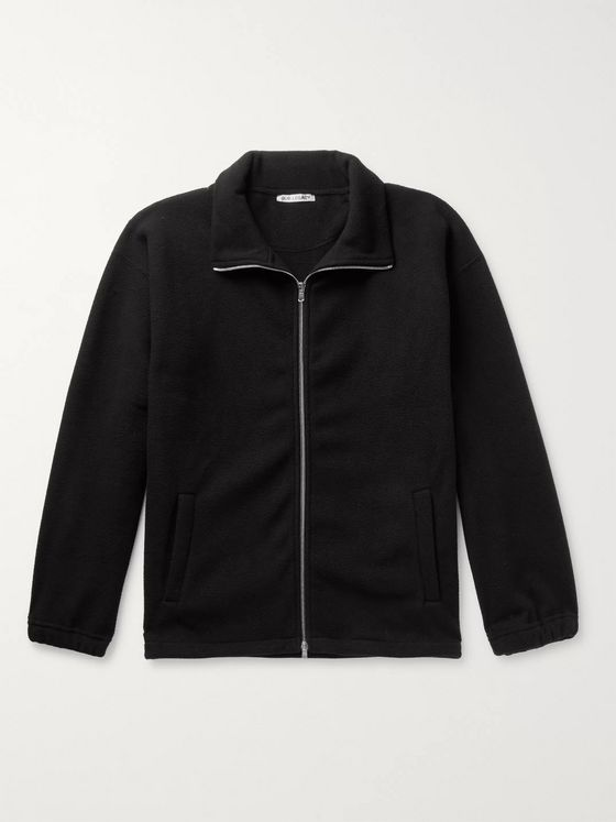Our Legacy Fleece Zip-Up Jacket